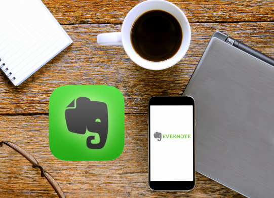 evernote restaurantes
